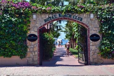 """фото главное, Отель """"Royal Garden Selekt Hotel"""" 5*, Аланья"""