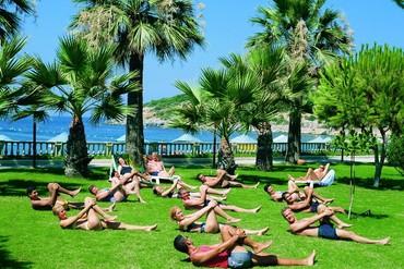 """фото Развлечение, Отель """"Tusan Beach Resort"""" 5*, Кушадасы"""