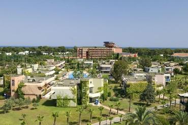 """фото Отель, Отель """"Simena Hotel & Village HV-1/5*"""", Кемер"""