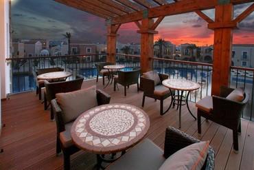 """фото Питание, Отель """"Aliathon Holiday Village"""" 4*, Кипр"""