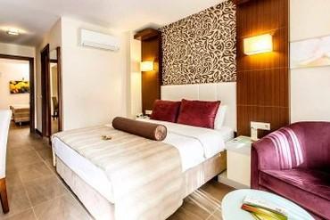 """фото Номер, Отель """"Tusan Beach Resort"""" 5*, Кушадасы"""