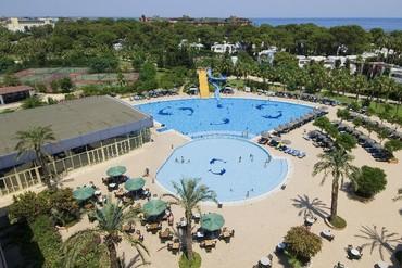 """фото Бассейн, Отель """"Simena Hotel & Village HV-1/5*"""", Кемер"""