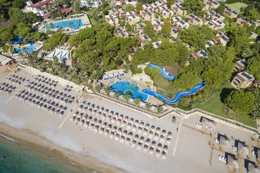 "фото Отель, Отель ""Pirate`s Beach Club HV-1"" 5*, Кемер"