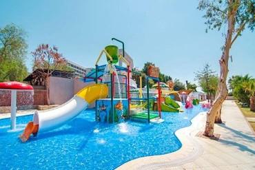 """фото Бассейн для детей, Отель """"Tusan Beach Resort"""" 5*, Кушадасы"""