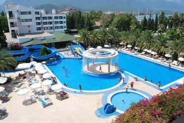 """фото Отель, Отель """"Ozkaymak Marina Hotel 5*"""", Кемер"""