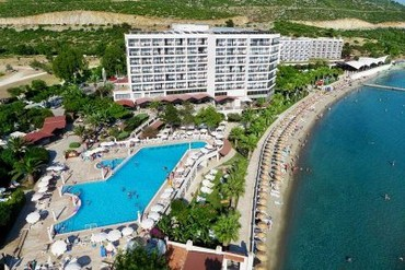 "фото Отель, Отель ""Tusan Beach Resort"" 5*, Кушадасы"