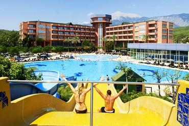 """фото Развлечение, Отель """"Simena Hotel & Village HV-1/5*"""", Кемер"""