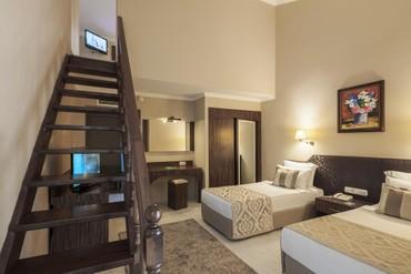 "фото Номер, Отель ""Club Hotel Turan Prince World 5*"", Сиде"