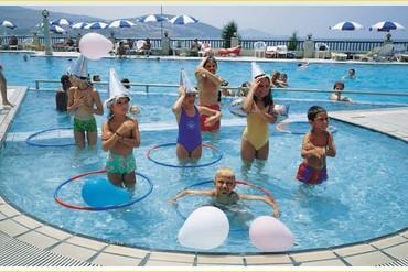 """фото Для детей, Отель """"Tusan Beach Resort"""" 5*, Кушадасы"""