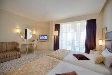 """фото номер, Отель  """"Kamelya Fulya Hotel 5*"""", Сиде"""