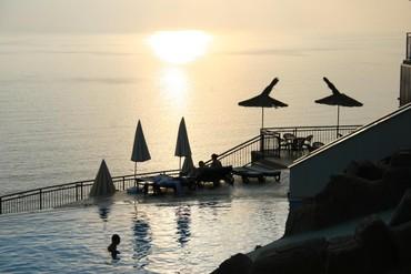 """фото пляж, Отель """"Utopia World 5*"""", Аланья"""