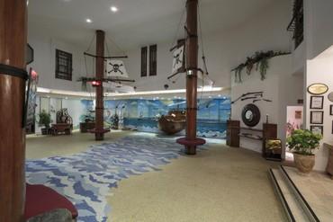 """фото Развлечение для детей, Отель """"Pirate`s Beach Club HV-1"""" 5*, Кемер"""