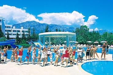 """фото Развлечение для детей, Отель """"Ozkaymak Marina Hotel 5*"""", Кемер"""
