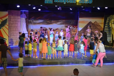 "фото Для детей, Отель ""Kustur Club Holiday Village HV-1/5"", Кушадасы"