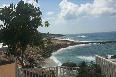 """фото Море, Отель """"Laura Beach"""" 4*, Кипр"""