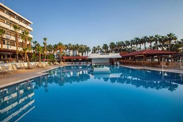 """фото бассейн, Отель """"Cavo Maris Beach"""" 4*, Протарас"""