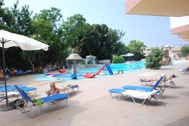 """фото развлечения для детей, Отель """"Avlida"""" 4*, Пафос"""