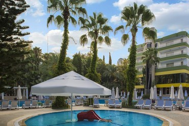 """фото бассейн для детей, Отель  """"Delphin Botanik Hotel 5*"""", Аланья"""