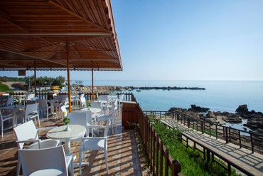 """фото питание, Отель """"Cavo Maris Beach"""" 4*, Протарас"""