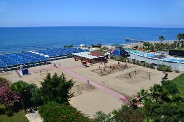 """фото Пляж, Отель """"Royal Garden Suite 4*"""", Аланья"""