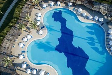 "фото бассейн, Отель ""Tui Blue Palm Garden"" (ex. Iberotel Palm Garden), Сиде"