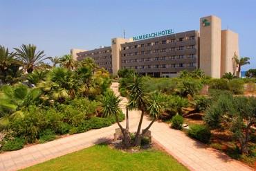 """фото главное, Отель """"Palm Beach"""" 4*, Кипр"""