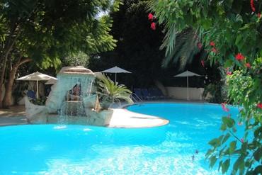 """фото бассейн, Отель """"Avlida"""" 4*, Пафос"""