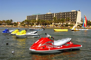 """фото развлечения, Отель """"Palm Beach"""" 4*, Кипр"""