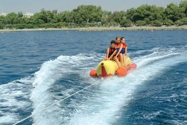 """фото Развлечение для детей, Отель """"Park Beach"""" 3*, Кипр"""