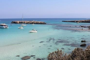 """фото Море, Отель""""Almyra Hotel"""" 5*, Пафос"""