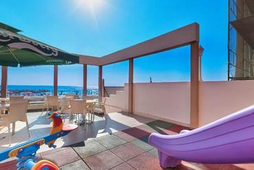 """фото Развлечение для детей, Отель """"Flamingo Beach"""" 3*, Ларнака"""