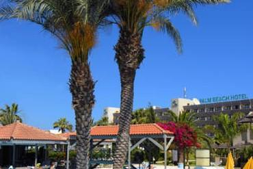 """фото бассейн, Отель """"Palm Beach"""" 4*, Кипр"""