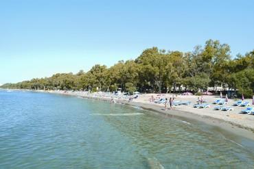 """фото Пляж, Отель """"Park Beach"""" 3*, Кипр"""