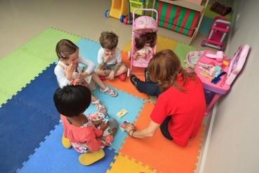 """фото Развлечение для детей, Отель""""Almyra Hotel"""" 5*, Пафос"""