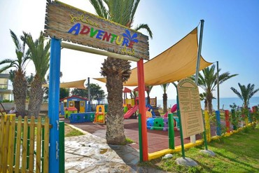 "фото Для детей, Отель  ""Club Hotel Caretta Beach"" 4*, Аланья"