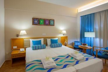 """фото номер, Отель """"Cavo Maris Beach"""" 4*, Протарас"""