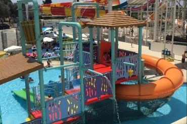 """фото Развлечение для детей, Отель """"Laura Beach"""" 4*, Кипр"""