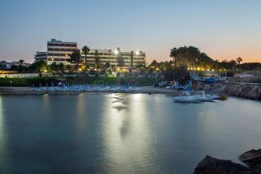 "фото море, Отель ""Cavo Maris Beach"" 4*, Протарас"