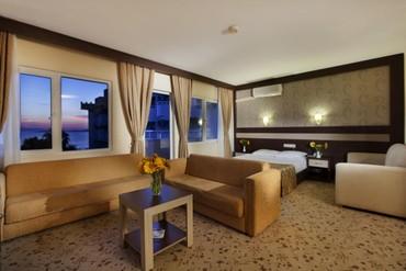 "фото Номер, Отель ""Kirman Hotel Arycanda deluxe 5*"", Аланья"