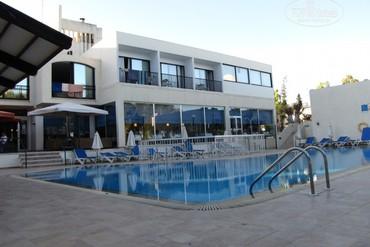 """фото Бассейн, Отель """"Park Beach"""" 3*, Кипр"""