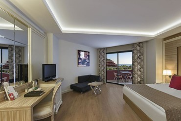 "фото номер, Отель ""Delphin Deluxe Resort 5*"", Аланья"