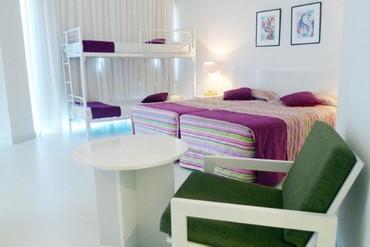 """фото номер, Отель """"Crystal Springs Beach"""" 4*, Кипр"""
