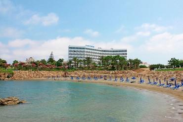 """фото пляж, море, Отель """"Crystal Springs Beach"""" 4*, Кипр"""