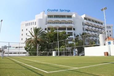 """фото спортивная площадка, Отель """"Crystal Springs Beach"""" 4*, Кипр"""