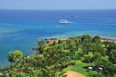 """фото главное, Отель """"Crystal Springs Beach"""" 4*, Кипр"""