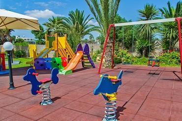 """фото развлечения для детей, Отель """"Crystal Springs Beach"""" 4*, Кипр"""