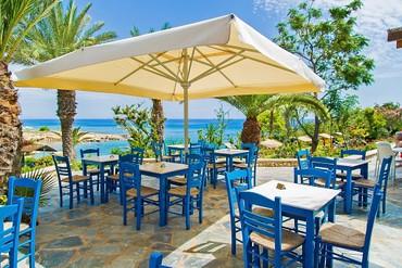"""фото питание, Отель """"Crystal Springs Beach"""" 4*, Кипр"""