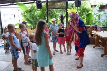 """фото развлечения для детей, Отель """"Арго (Лазаревское)"""", Сочи"""