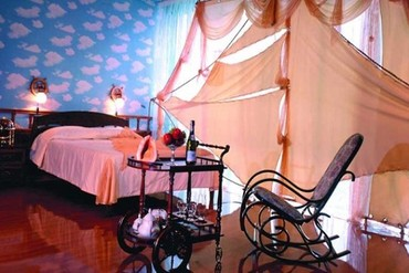 """фото Люкс 2-местный, 2-комнатный,БРИЗ, Пансионат """"Сочи-Бриз Отель"""", Сочи"""