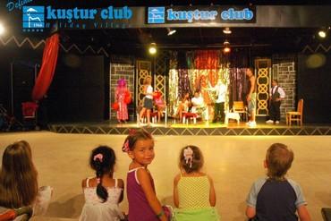 "фото анимация, Отель ""Kustur Club Holiday Village HV-1/5"", Кушадасы"